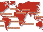 Organizaciones Mundiales de Gastroenterología (WGO)  y Endoscopia Digestiva (OMED) renuevan  autoridades en Londres 2009. Una revisión somera  de la participación de Chile en esta historia