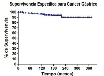 Tratamiento quirúrgico del cáncer gástrico incipiente